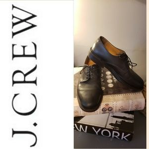 J.CREW Men's Italian Made Leather Shoes Size 12